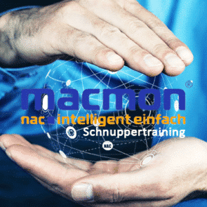 macmon First Step Schnuppertraining